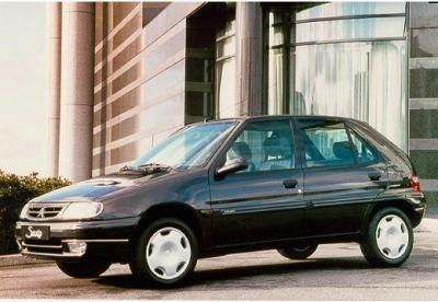 , El Citroën Saxo, útil y poco más