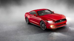 , Mustang 2014 en Europa: A Mustang disguise for a «pony»