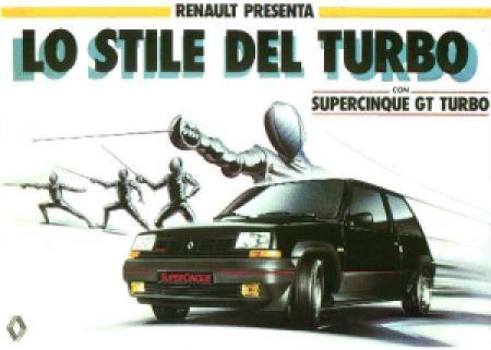 , Cuando el Turbo era algo fascinante