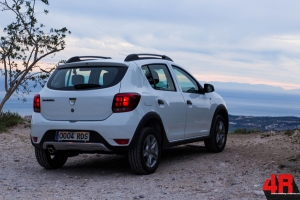 , Probamos el Dacia Sandero Stepway 2017