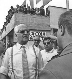 , Enzo Ferrari: creador de enemigos