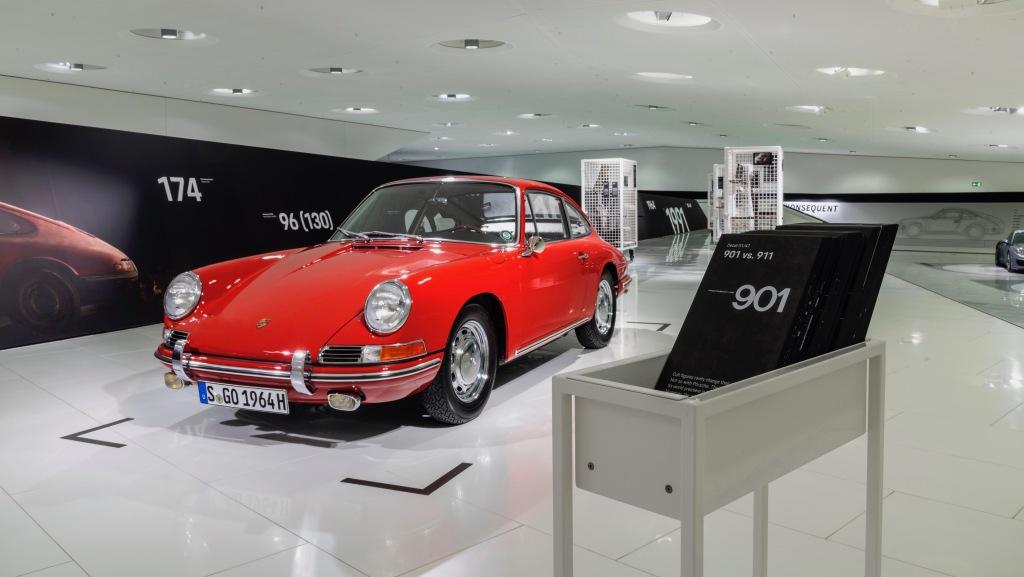 , El Porsche 911 pudo haberse llamado de otro modo…